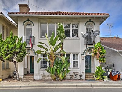 Photo for Catalina Island Townhome - Steps to Avalon Bay!