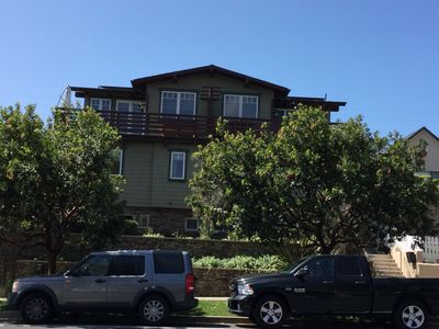 Photo for Newly Built Craftsman Style Encinitas Beach Home walk to Moonlight Beach