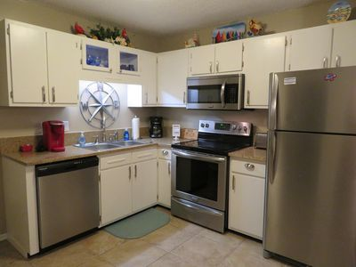 Photo for GOOD GULF VIEW * INDOOR & OUTDOOR Heated POOL * GREAT FALL & WINTER RATES