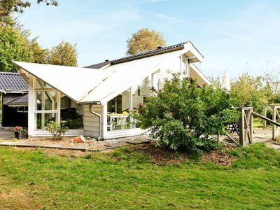 Photo for Relaxing Holiday Home in Oksbol Jutland with Lawn