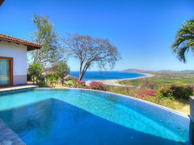 Photo for Spectacular, newly renovated ocean view home with 2 private pools!