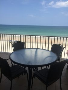 Photo for Luxurious 3/3 Direct Oceanfront Corner Unit Condo in Daytona Beach Shores
