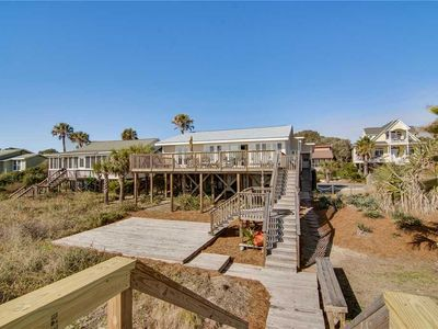Photo for Updated Kitchen in this Oceanfront Home with Two Spacious Sun Decks