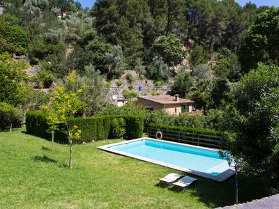 Photo for Charming hillside location with a view – Villa S'Olivar