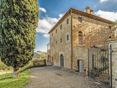 Photo for Villa Falecine - Luxury Villa Rental in Castelfalfi