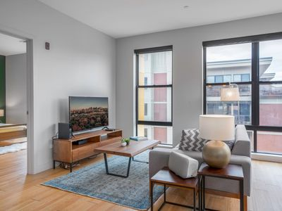 Photo for Modern + Bright 2BR in Southie w/ Gym, by Blueground