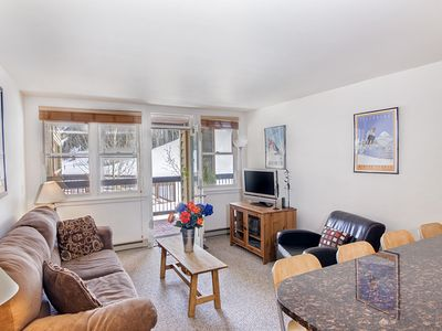 Photo for Enjoy Views of Ski Lift #7 and Ajax Peak in This One-Bedroom Condo