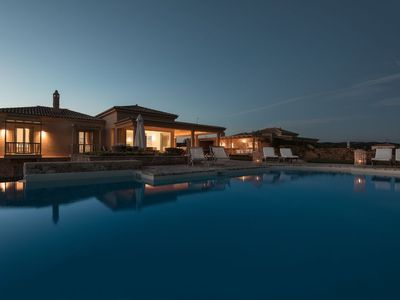 Photo for Vacation home Villa Emerald  in Porto Heli, Peloponese - 10 persons, 5 bedrooms