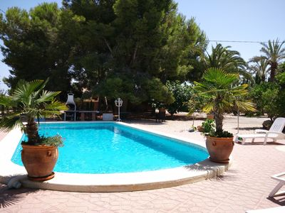 Photo for Ilydic cottage-10 minutes best beaches of Alicante