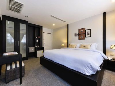 Photo for Chic Deluxe Double Bedroom