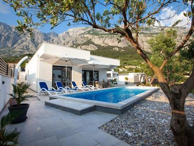 Photo for ctma210 - Villa with private pool is the ideal choice for a relaxing family holiday, 4 adults + 1 child