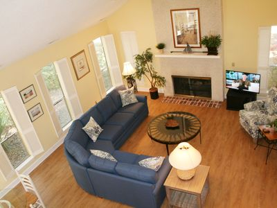 Photo for Pet Friendly 5th Row Ocean Home in Sea Pines w/ Pool Access at South Beach