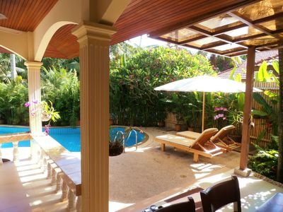 Photo for 3 Bedroom Private Pool PARADISE BAY
