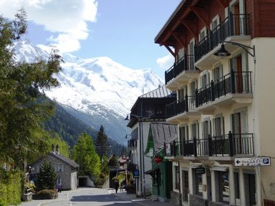 Photo for Beautiful T4 / village center / 5 minutes walk from Grands Montets