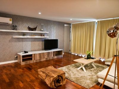 Photo for bangkok central located 3bedroom  225sqm masterpiece apartment