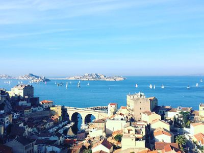 Photo for ★ SUPERB SEA VIEW: City Center & Old Port / Vallon des Auffes