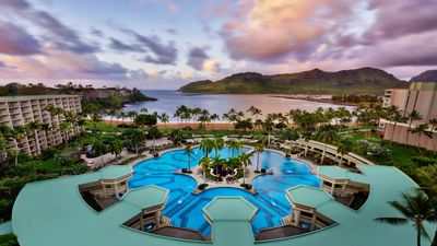 Last Minute DEAL March 23-30 at Marriotts Kaua'i Beach Club. DONT MISS OUT.