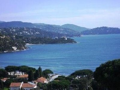 Photo for BEAUTIFUL APARTMENT EXCEPTIONAL SEA VIEW, ST CLAIR AND CAP NEGRE