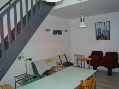 Photo for 3BR Apartment Vacation Rental in Sin-le-Noble, Hauts-de-France