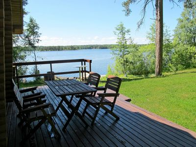Photo for Vacation home Honka II (FIJ013) in Leppävirta - 5 persons, 2 bedrooms