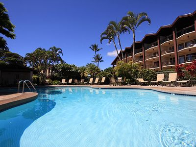 Photo for One week condo rental on Lawai Beach