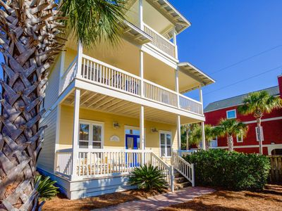 Photo for One mile from Seaside/South 30A /Ocean View/Private Pool/Block from Beach