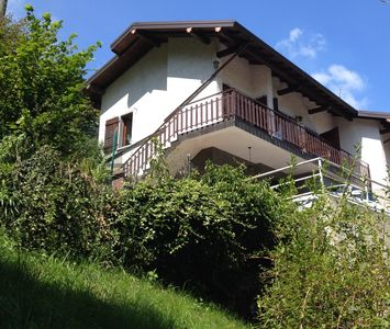 Photo for 2BR House Vacation Rental in Scullera, Lombardia