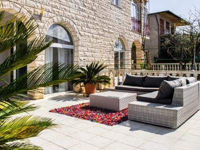 Photo for Trogir A-location 30 m to the beach / High standard