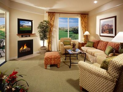 Photo for Luxury 2BR/2BA Villa - Marriott Shadow Ridge Golf Resort