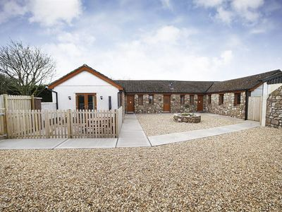 Photo for Bluebell Cottage is one of two prestigious barn conversions at Cilonen. A peaceful spot near Oldwall
