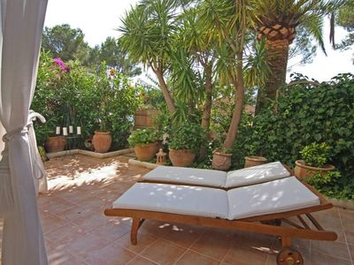 Photo for nice apartment in Bendinat, close to beach, golf course almost on the doorstep