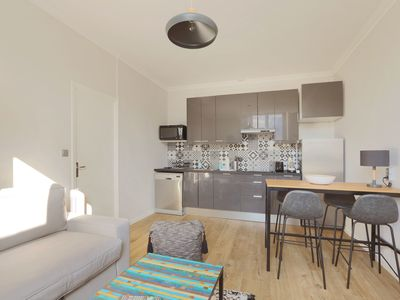 Photo for Bright T2 3 minutes from the train station of Tours