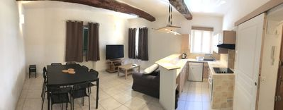 Photo for 2BR Apartment Vacation Rental in Flayosc, Provence-Alpes-Côte d'Azur