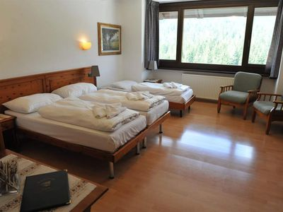 Photo for Triple room with shower, WC - Hotel Al gallo Forcello. 1530