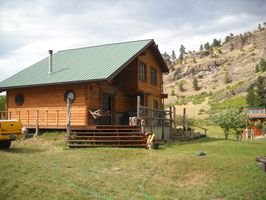 Photo for 2BR Cabin Vacation Rental in Cascade, Montana