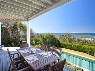 Photo for Noosa Beach Front Home