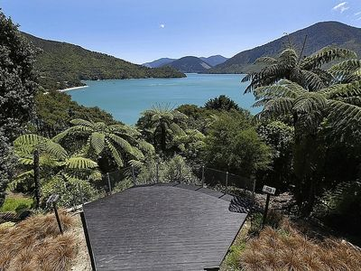 Photo for Sacred Rest - Moetapu Bay Holiday Home