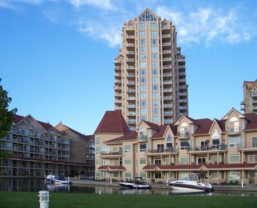 Sunset Waterfront Resort 304 2bed 2bth City View 1412495 North End