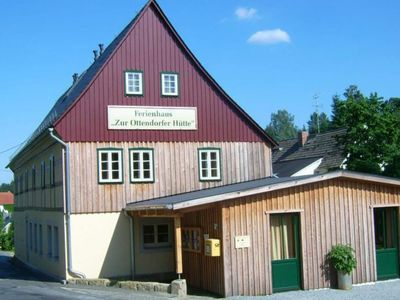 """Photo for Holiday house """"Zur Ottendorfer Hütte"""" - holiday house, 10 bedrooms, 6x shower / WC"""