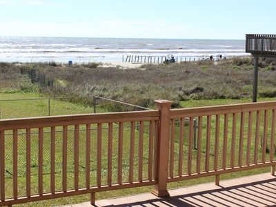 """Photo for """"Hermosa"""" - Sea Isle with Beachfront Gulf View, Pool and Dog friendly"""