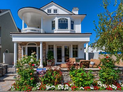 Photo for Little Balboa Island, Custom Home w/ Water Views, Rated #1 (SORT: Guest Rating)
