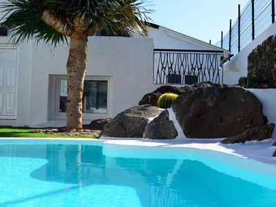 Photo for Beautiful villa located in Ingenio, in the southeast of Gran Canaria.