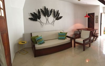 Photo for Apartment for 8 people 200 meters from the beach
