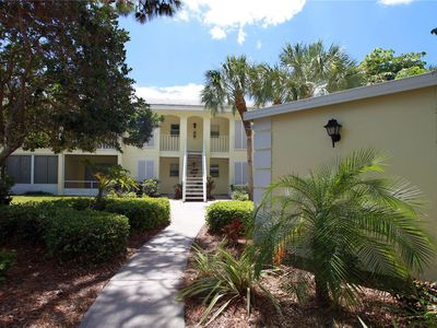 Photo for 2 bedroom 2 bath upstairs condo with Golf Transfer at Plantation Golf & CC