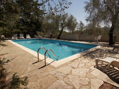 Photo for Swimming pool open from 15/05 Terrace Small garden Internet