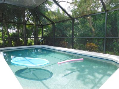Photo for Pine Glen Court - Beautiful home, private back garden, brand new sparkling pool