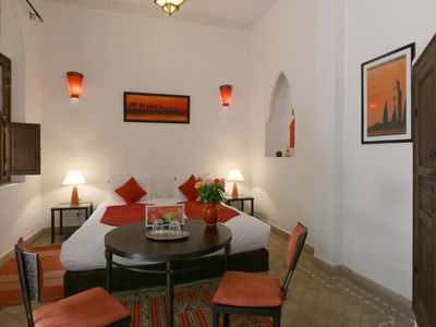 Photo for Riad of charm in Marrakech