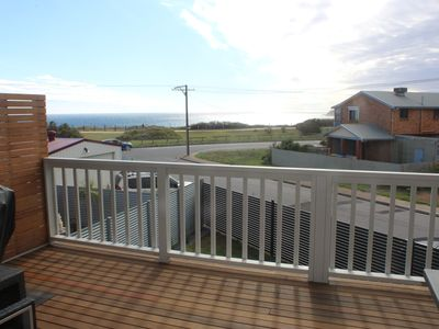 Photo for Beach House Serenity - new, family friendly, beautiful ocean views