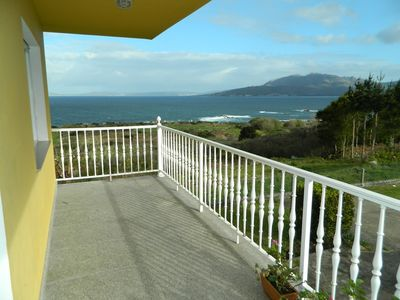 Photo for Illuminated House - Incredible views, on the beachfront with access to the beach