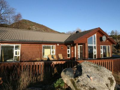 Photo for Vacation home Liarvåg  in Nedstrand, Southern Fjord Norway - 10 persons, 4 bedrooms